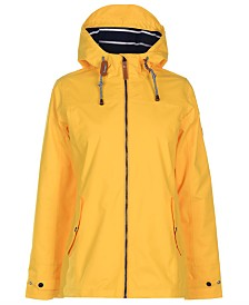 Gelert Women's Coast Waterproof Hooded Jacket from Eastern Mountain Sports