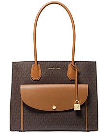 Mercer Extra Large Pocket Tote