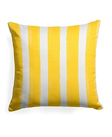 EF Home Decor Indoor/Outdoor Reversible Pillow - Cabana Stripe Collection