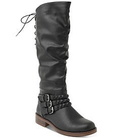 XOXO Marcus Tall Riding Boots
