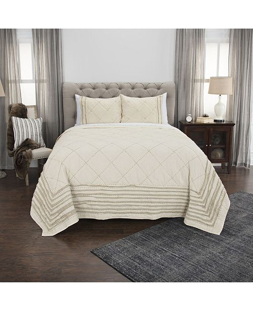 Rizzy Home Riztex USA Lyric Quilt Collection