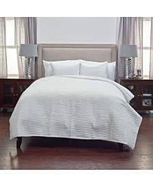 Riztex USA Parker Queen 3 Piece Quilt Set