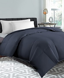 Home, 240 Thread Count Down Feather Comforter, Twin