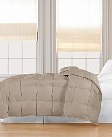 250 Thread Count Classic Warm Down Fiber Comforter, Full/Queen