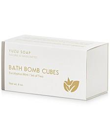 Bath Bomb Cubes - Eucalyptus Mint, 6-oz.