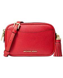 MICHAEL Michael Kors Pebble Leather Convertible Crossbody Belt Bag