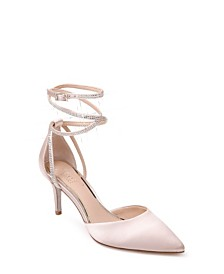 Jewel Badgley Mischka Sabrina Pumps