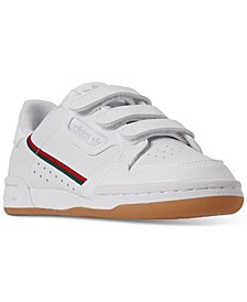 Boys Originals Continental 80 CF Stay-Put Closure Casual Sneakers from Finish Line