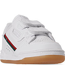 adidas Toddler Boys Originals Continental 80 CF Stay-Put Closure Casual Sneakers from Finish Line