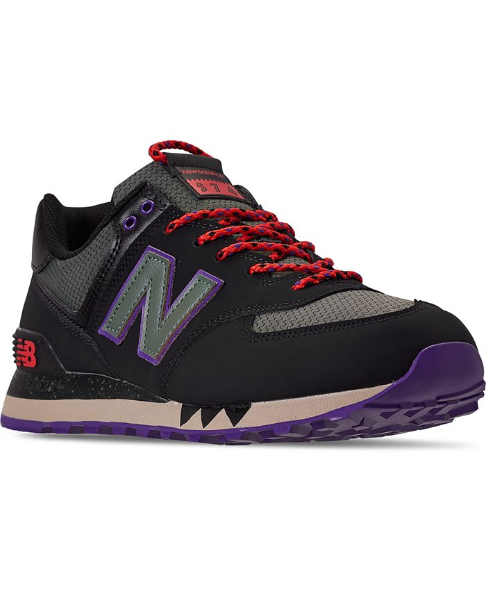 New Balance Men's 574 90's Outdoor Casual Sneakers from Finish ...