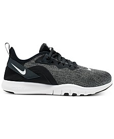 Nike Women's Flex Trainer 9 Wide Width Training Sneakers from Finish Line