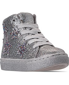 Toddler Girls TAUSTIN High Top Fashion Casual Sneakers from Finish Line