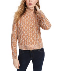 Kit & Sky Cable Knit Sweater