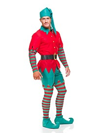 Men's Elf Adult Costume