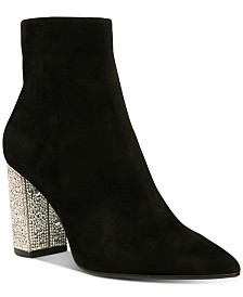 Blue by Betsey Johnson Gemma Evening Booties