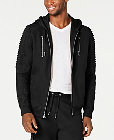INC Men's Collide Hoodie, Created for Macy's
