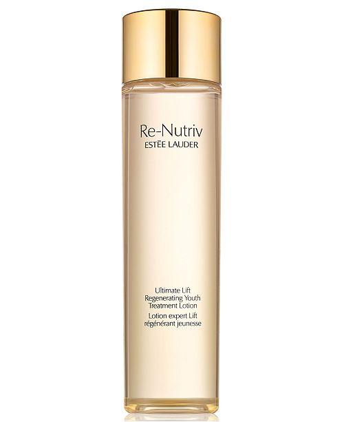 Estee Lauder Re-Nutriv Ultimate Lift Regenerating Youth Treatment Lotion, 6.7-oz.