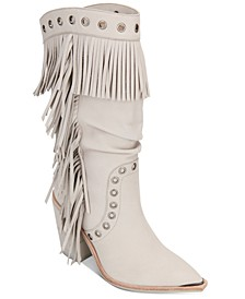 Women's West Side Fringe Boots