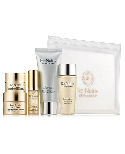 Estee Lauder Limited Edition 6-Pc. The Secret Of Infinite Beauty Ultimate Lift Regenerating Youth Discovery Set