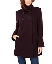 street price latest fashion great deals Larry Levine Womens Coats - Macy's