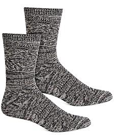Women's Supersoft Diamond Boot Socks