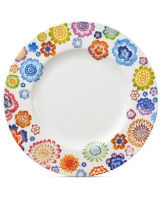 Dinnerware, Anmut Bloom Dinner Plate
