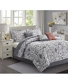 R2Zen Ellie 7-Piece Comforter Set - King