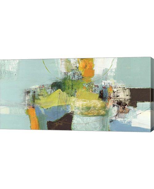 "Metaverse Una Pace Riacquistata by Maurizio Piovan Canvas Art, 32"" x 16"""