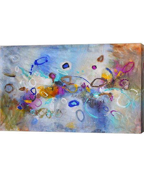 """Metaverse Toss Up by Gabi Ger Canvas Art, 25"""" x 16"""""""