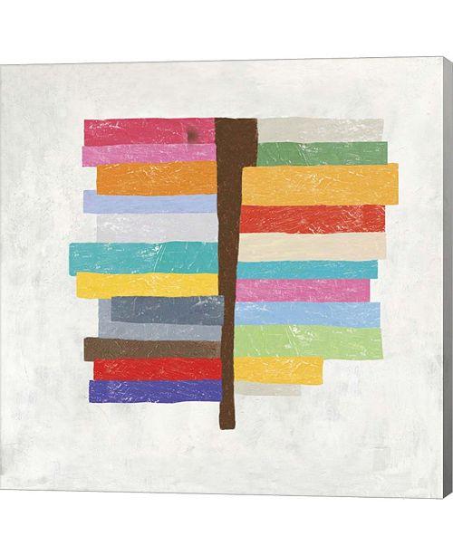 "Metaverse Folk by Posters International Studio Canvas Art, 24"" x 24"""