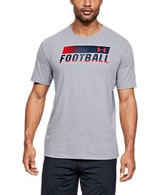 Under Armour Men's Football Fade T-Shirt