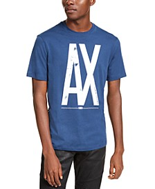 Men's Floral Logo T-Shirt