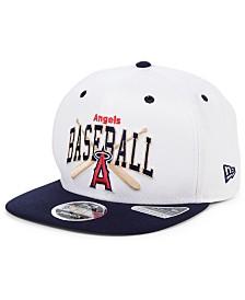 New Era Los Angeles Angels Retro Bats 9FIFTY Cap
