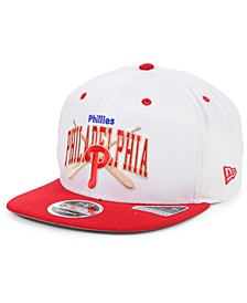 Philadelphia Phillies Retro Bats 9FIFTY Cap