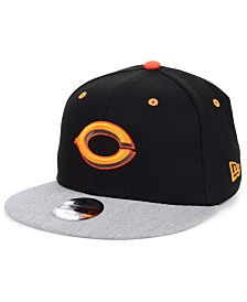 New Era Boys' Cincinnati Reds Lil Orange Pop 9FIFTY Cap