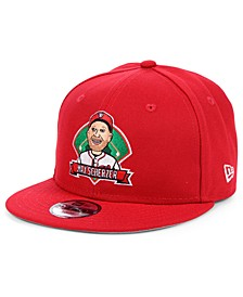 Big Boys Max Scherzer Washington Nationals Lil Player 9FIFTY Snapback Cap