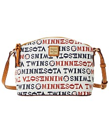 Dooney & Bourke Minnesota Twins Suki Crossbody Purse