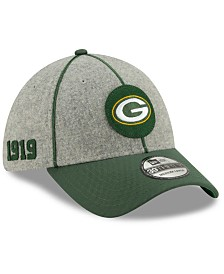 New Era Green Bay Packers On-Field Sideline Home 39THIRTY Cap