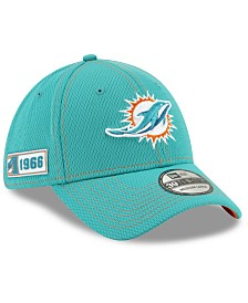 New Era Miami Dolphins On-Field Sideline Road 39THIRTY Cap