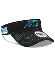 New Era Carolina Panthers 2019 On-Field Sideline Visor