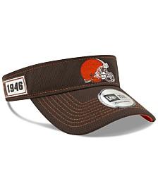 New Era Cleveland Browns 2019 On-Field Sideline Visor