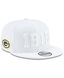 New Era Green Bay Packers On-Field Alt Collection 9FIFTY Snapback Cap