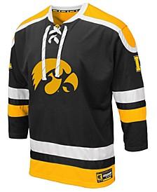 Men's Iowa Hawkeyes Mr. Plow Hockey Jersey