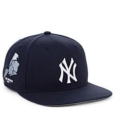 New York Yankees Borough Snapback Cap
