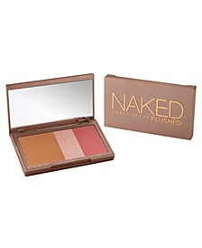 Naked Flushed Face Palette