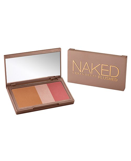 Urban Decay Naked Flushed Face Palette  Reviews - Makeup - Beauty - Macys-2562