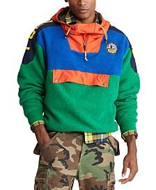 Polo Ralph Lauren Men's Polar Fleece Hooded Sweatshirt