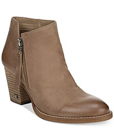 Macon Ankle Booties
