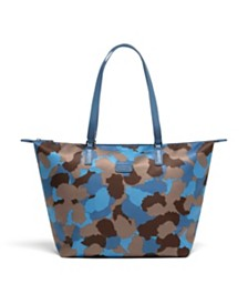 Lipault Frozen Land Medium Tote Bag