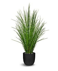"""Artificial Potted Grass 47"""""""